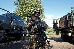 Киев опроверг информацию об окружении украинских сил в Донецкой области