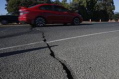 Ущерб от землетрясения в Калифорнии может достичь $1 млрд