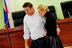 Супругу Навального допросили по делу о краже картины