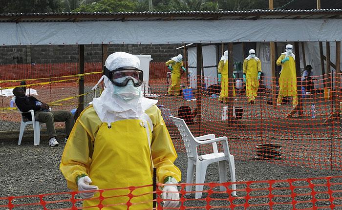 Япония предложила бороться с лихорадкой Эбола с помощью лекарства от гриппа