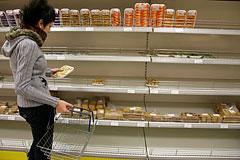 Минэкономразвития ухудшило прогноз по инфляции из-за ограничения импорта