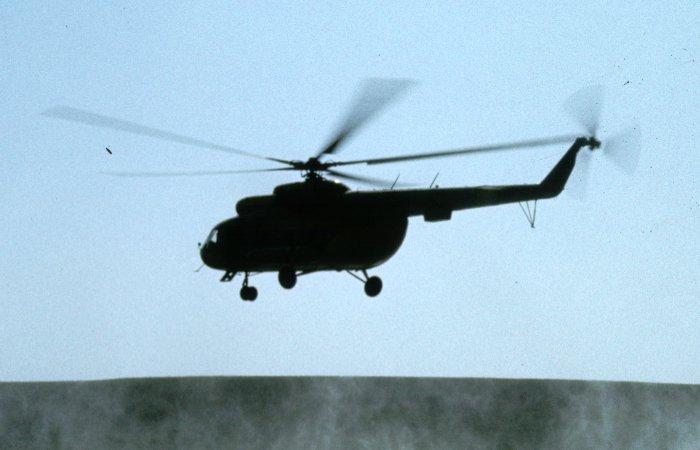 В Южном Судане сбит зафрахтованный ООН вертолет с российским экипажем