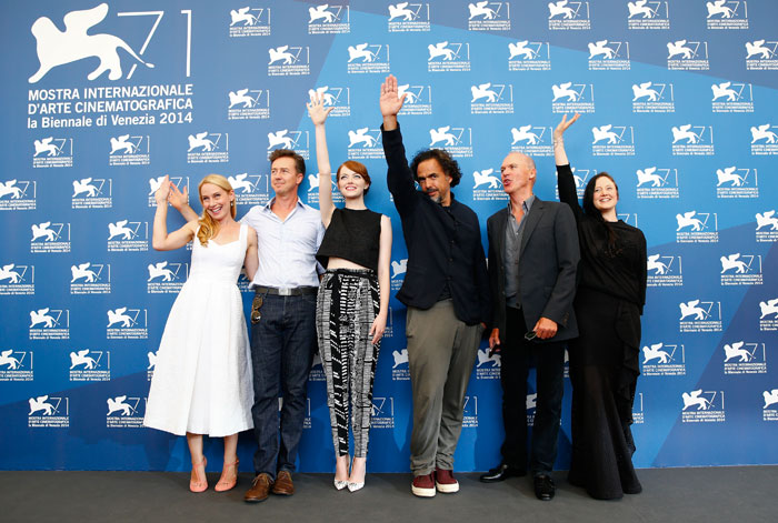 Венецианский кинофестиваль открылся показом комедии Иньярриту