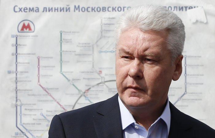 """В Москве открыта станция метро """"Спартак"""""""