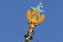По делу о перекраске звезды на московской высотке задержаны еще двое