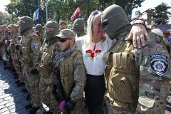 СНБО Украины восстановит срочную службу с осени