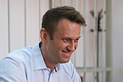 Суд не стал арестовывать Навального