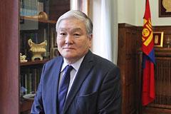 Посол Монголии в РФ: готовы предложения о Зоне свободной торговли между нашими странами