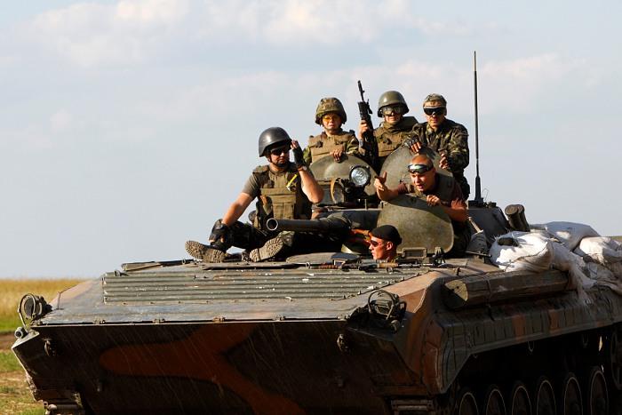 ДНР согласилась предоставить гуманитарный коридор для украинских военных