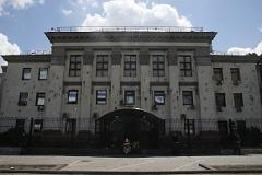 Задержанных охранников посольства России в Киеве отправили на родину