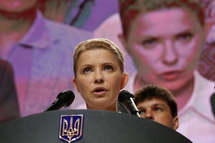 Тимошенко предложила совместить референдум о вступлении в НАТО с выборами парламента