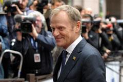 Дональд Туск назначен на пост главы Евросовета