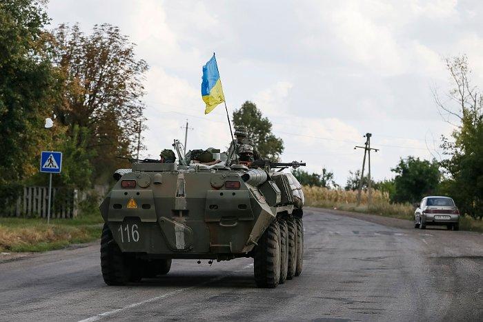 """""""Армия Новороссии"""" передала украинским военным более 200 пленных"""