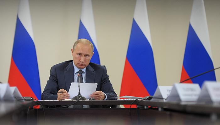 Путин составил план урегулирования кризиса на Украине из семи пунктов