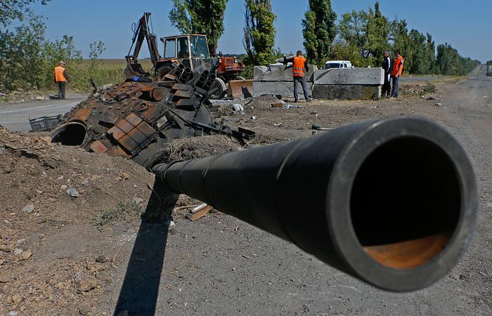 В Кремле и Киеве разъяснили заявление о прекращении огня в Донбассе