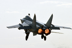 Авария МиГ-31 под Армавиром обошлась без жертв и пострадавших