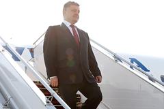 Порошенко встретится с лидерами западных стран до начала саммита НАТО