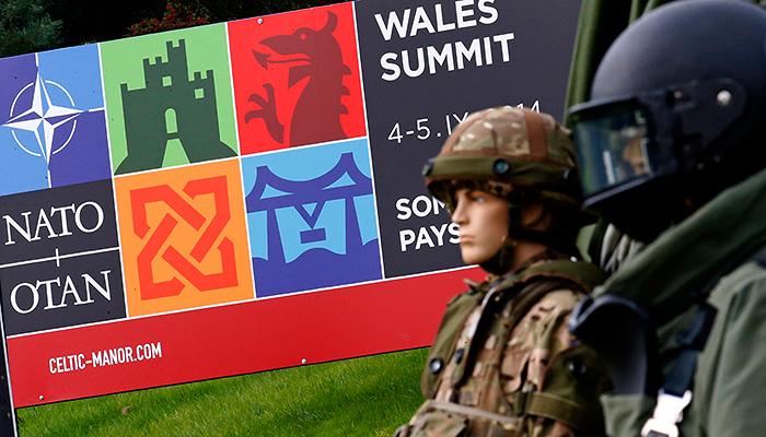 США и Великобритания пообещали постоянное присутствие НАТО в Восточной Европе