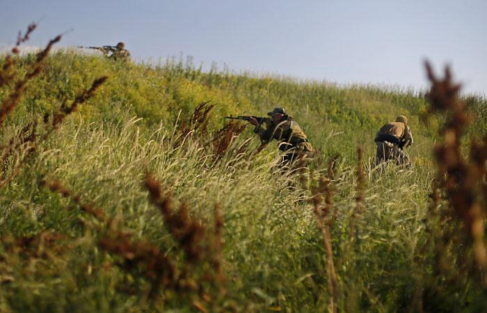 В штабе ДНР заявили об окружении украинского батальона в районе Дебальцево