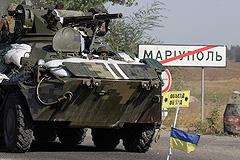 ДНР заявила о проникновении своих диверсионных групп и бронетехники в Мариуполь