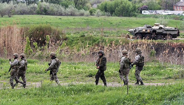 """Представители Украины и """"народных республик"""" договорились о прекращении огня"""