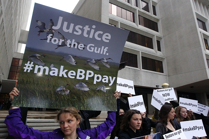 Суд в США счел ВР основным виновником утечки нефти в Мексиканском заливе