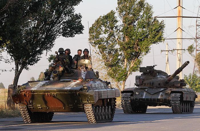 К Мариуполю стянуты дополнительные украинские войска