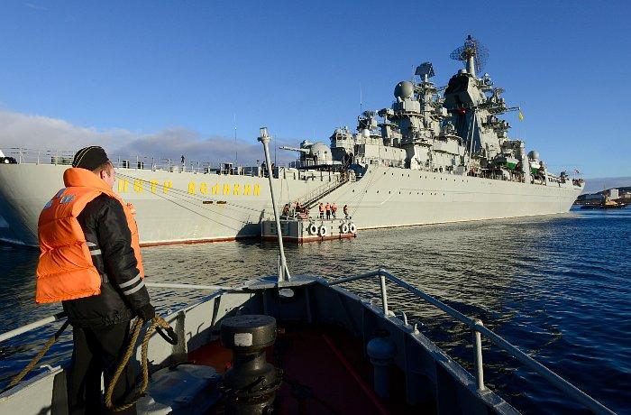 У России появится постоянная военно-морская база в Арктике