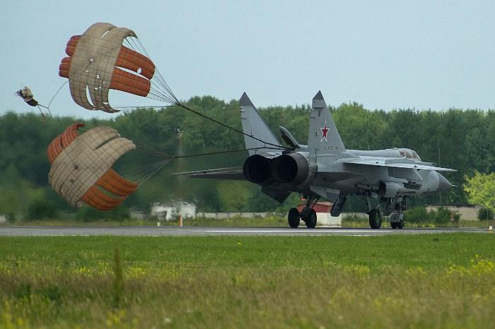 Прерванные после крушения под Армавиром полеты МиГ-31 возобновлены