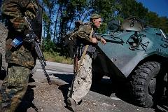 """Украинский батальон """"Айдар"""" объявил о гибели 11 военнослужащих после прекращения огня"""
