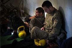 Ополченцы освободили 1,2 тыс. украинских пленных