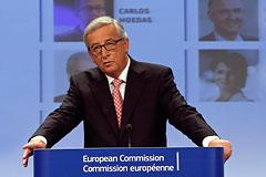 Новый глава Еврокомиссии распределил портфели