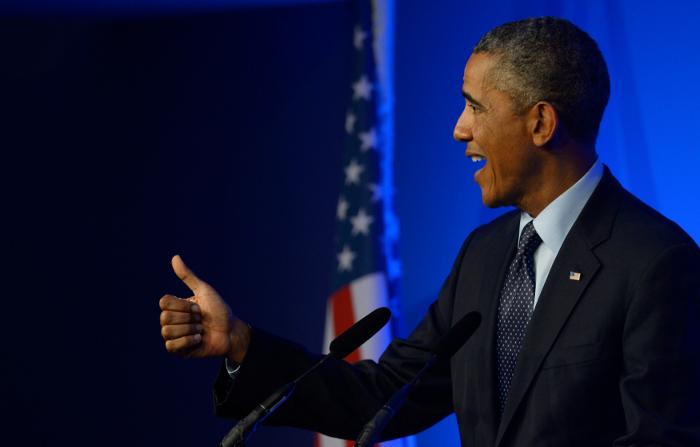 Обама заявил о возможности отправки войск в Ирак без одобрения парламента
