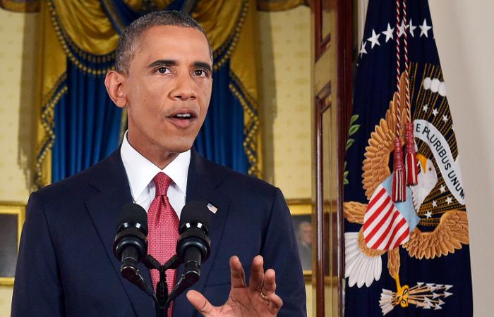 Обама огласил стратегию борьбы с исламистами в Ираке
