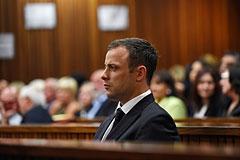 Суд признал Писториуса невиновным в преднамеренном убийстве