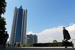 """""""Газпром"""" предложил освободить от налогов проценты по кредитам из Азии"""