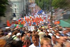 Мэрия Москвы подтвердила согласование шествия оппозиции 21 сентября