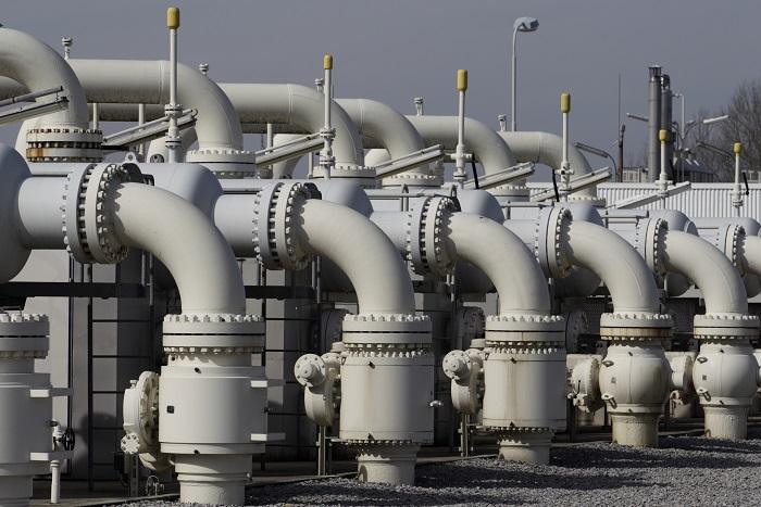 Австрия пожаловалась на снижение поставок российского газа