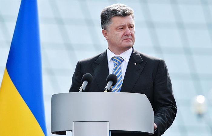 Порошенко отказался вносить правки в текст соглашения об ассоциации с ЕС