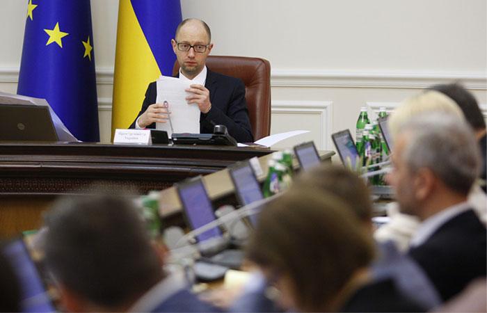Правительство Украины одобрило персональные санкции против россиян