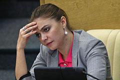 """Кабаева ушла из Госдумы в """"Национальную медиа группу"""""""