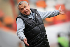 "Охрана не пустила тренера ""Локомотива"" Кучука на базу команды"