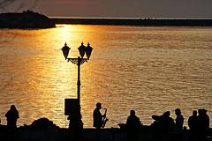 Прибывшие в порт Севастополя туристы смогут три дня находиться в России без виз