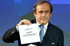 Санкт-Петербург примет четвертьфинал Евро-2020