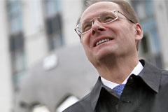 Бывшему новосибирскому губернатору Юрченко предъявили обвинение