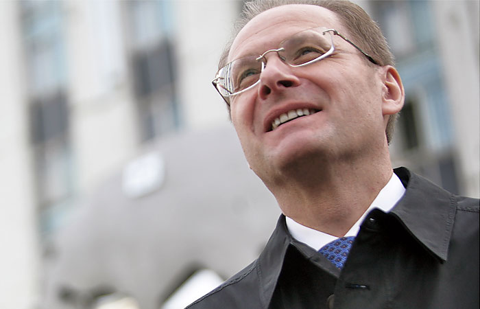 Экс-губернатор Новосибирской области Василий Юрченко.