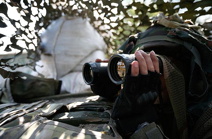 Ополченцы сообщили о ракетном ударе по Донецку