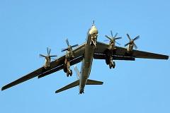 У канадских берегов засекли российские стратегические бомбардировщики