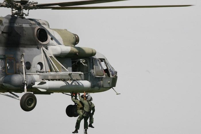 Минобороны РФ рассказало о рекордном перелете российских вертолетчиков