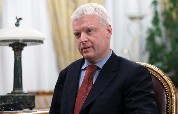 """Президент """"АЛРОСА"""" Федор Андреев ушел с поста"""